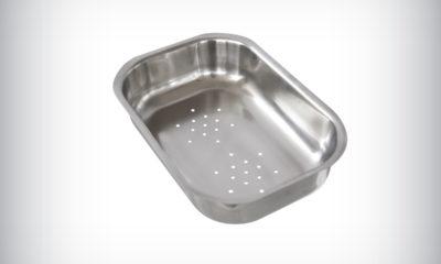 stainless steel colander ANSA-COL