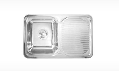 Stainless Steel Sink CAMEO-100S