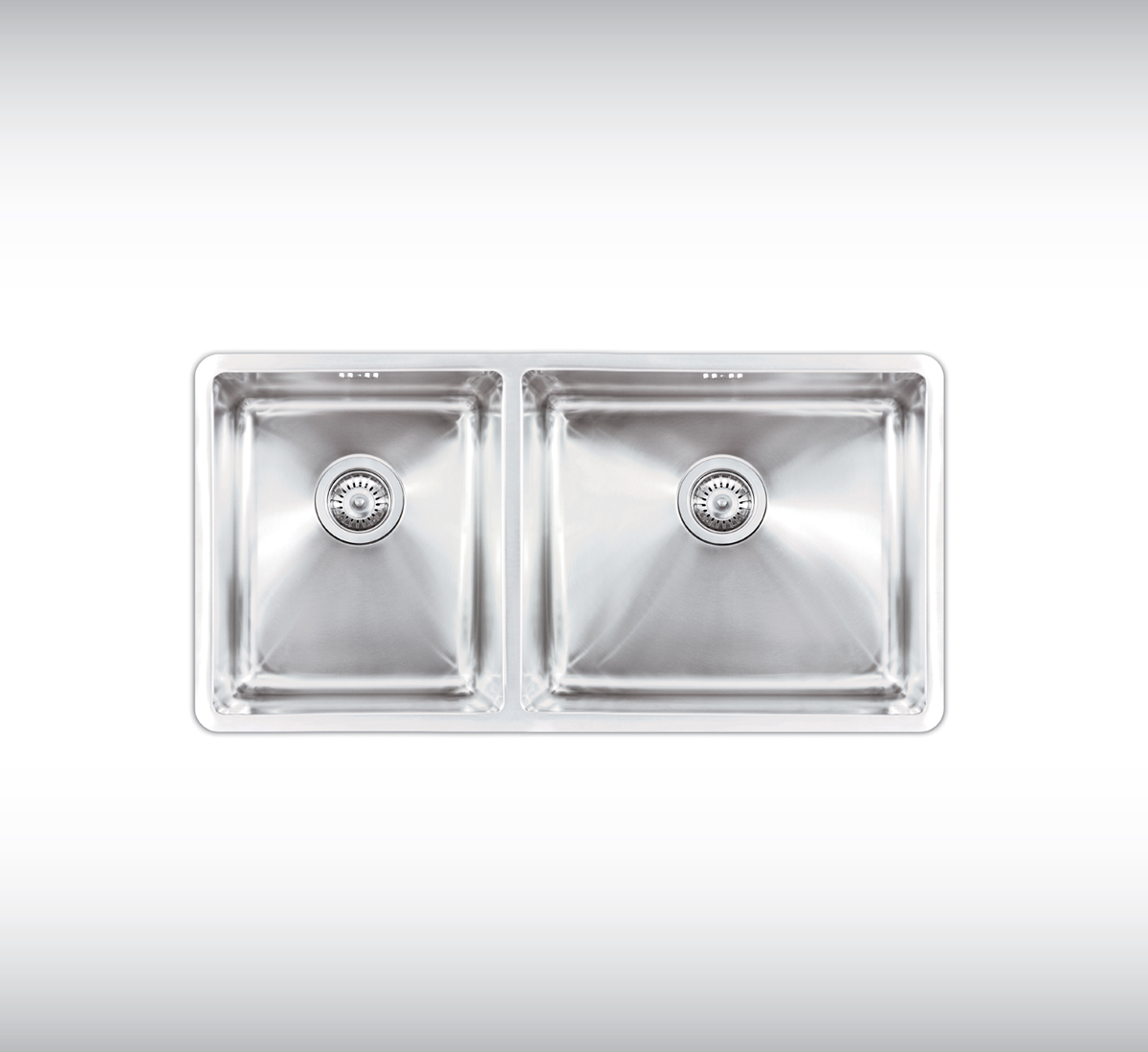 Stainless Steel Sinks Nz : Cabro Sergio Urbane Stainless Steel Sink UBD-930 Double Bowl