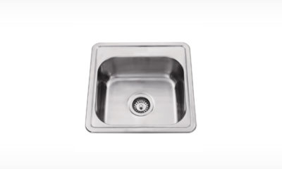 Stainless Steel Sink LEDA-2