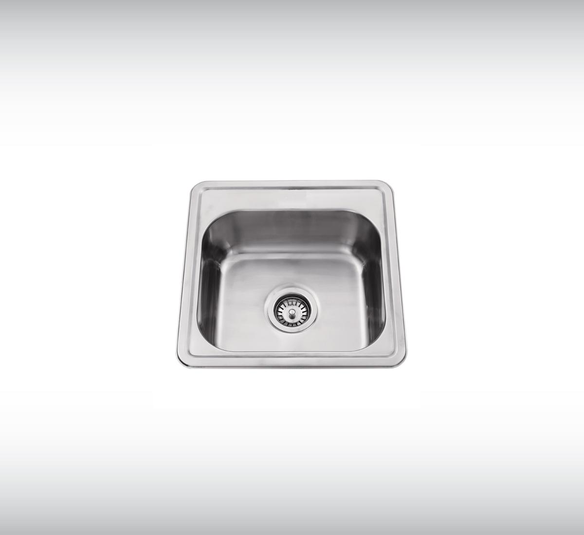 Stainless Steel Sink LEDA-2