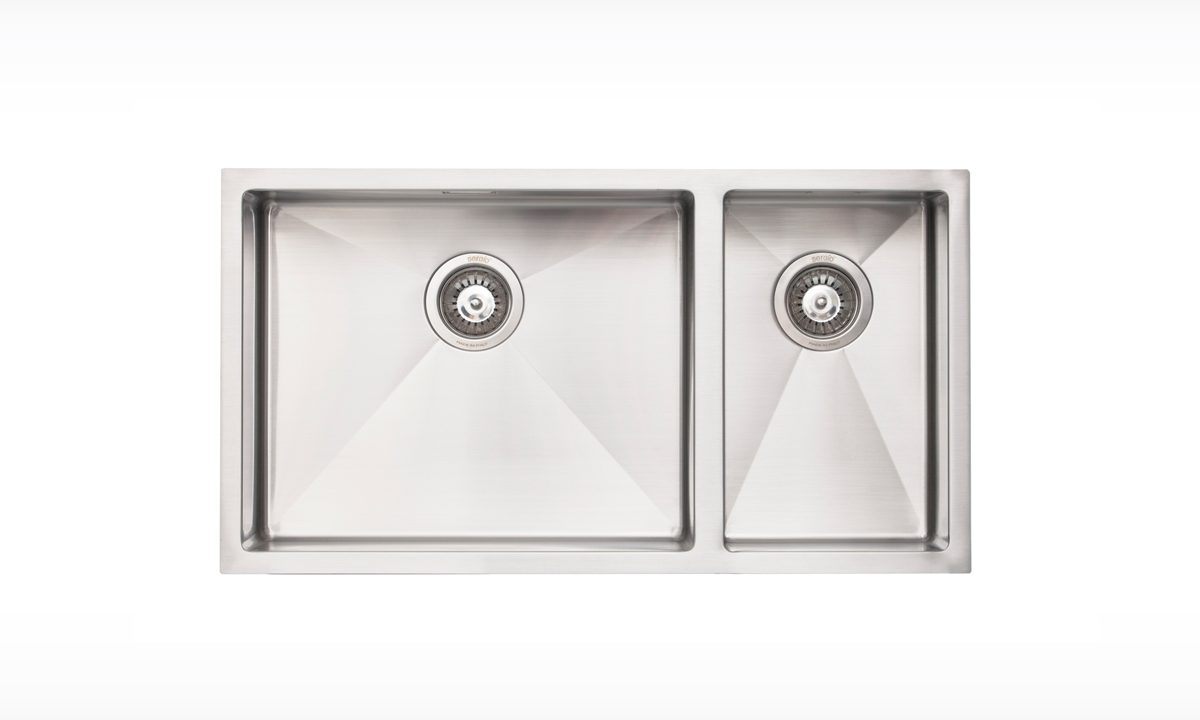 stainless steel sink UBDH-835L