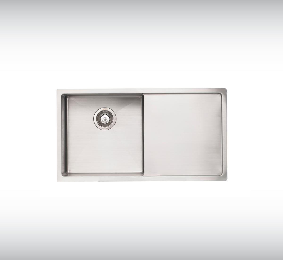 Cabro Sergio Urbane Handmade Stainless Steel Sink UBSH-830RD