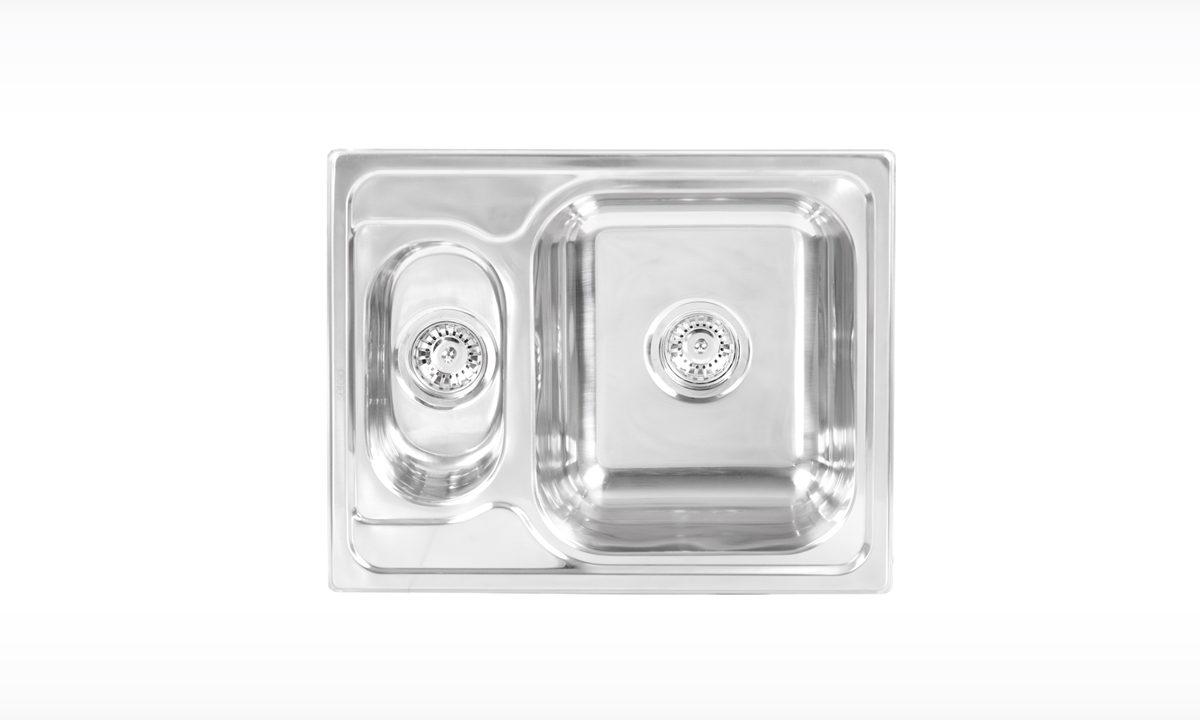 stainless steel sink UNI-625