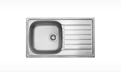 stainless steel sink VEDA-100S