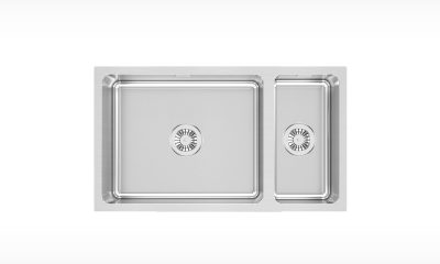 stainless steel sink UBDH-785