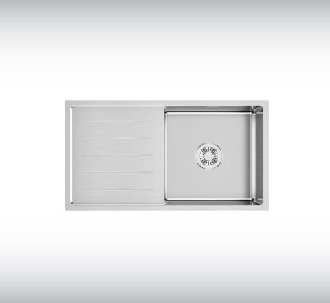 stainless steel sink UBSH-830DL